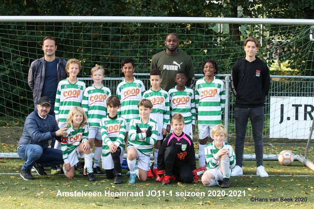 Amstelveen Heemraad JO11-1