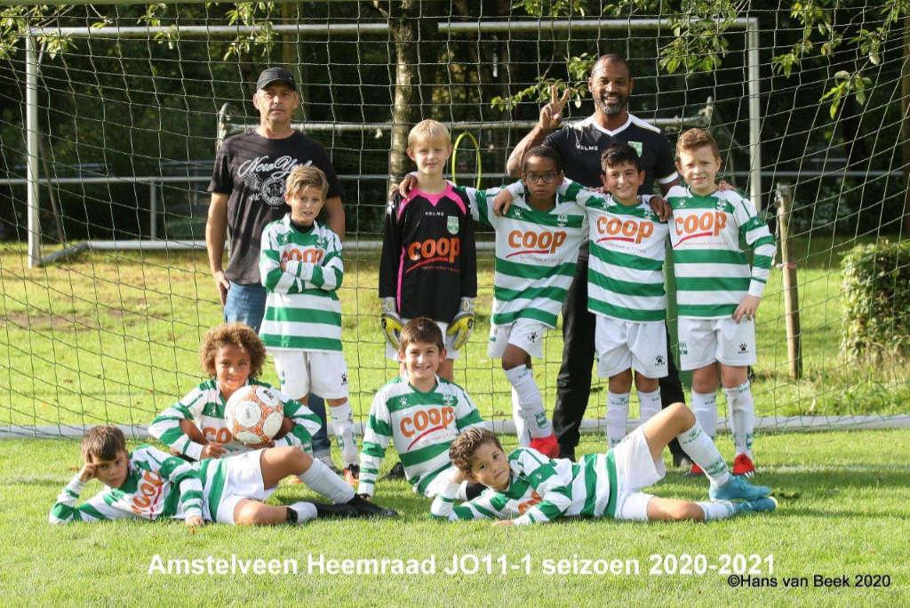 Amstelveen Heemraad JO10-1