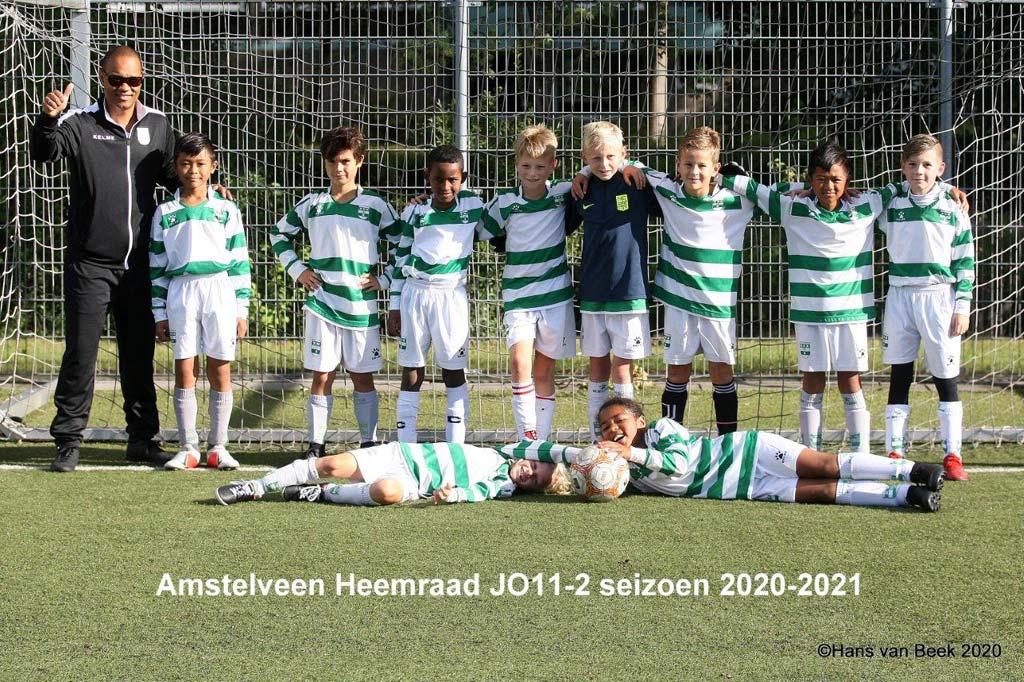 Amstelveen Heemraad JO11-2