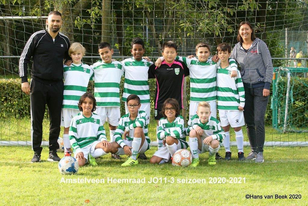 Amstelveen Heemraad JO11-3