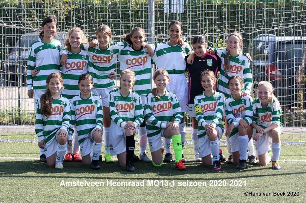 Amstelveen Heemraad MO13-1