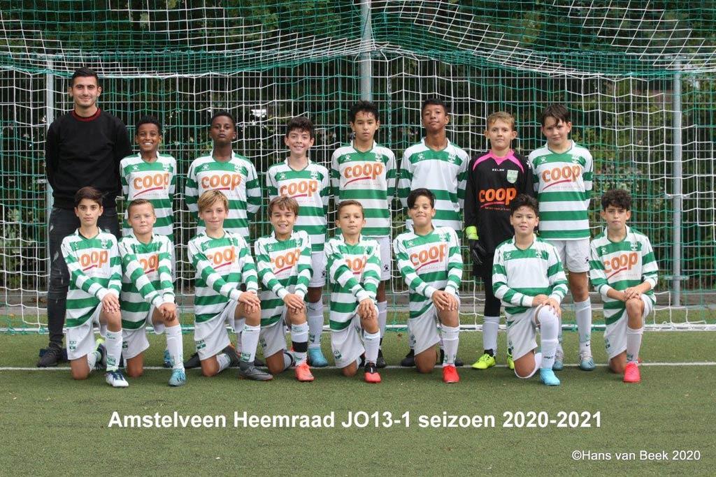 Amstelveen Heemraad JO13-1
