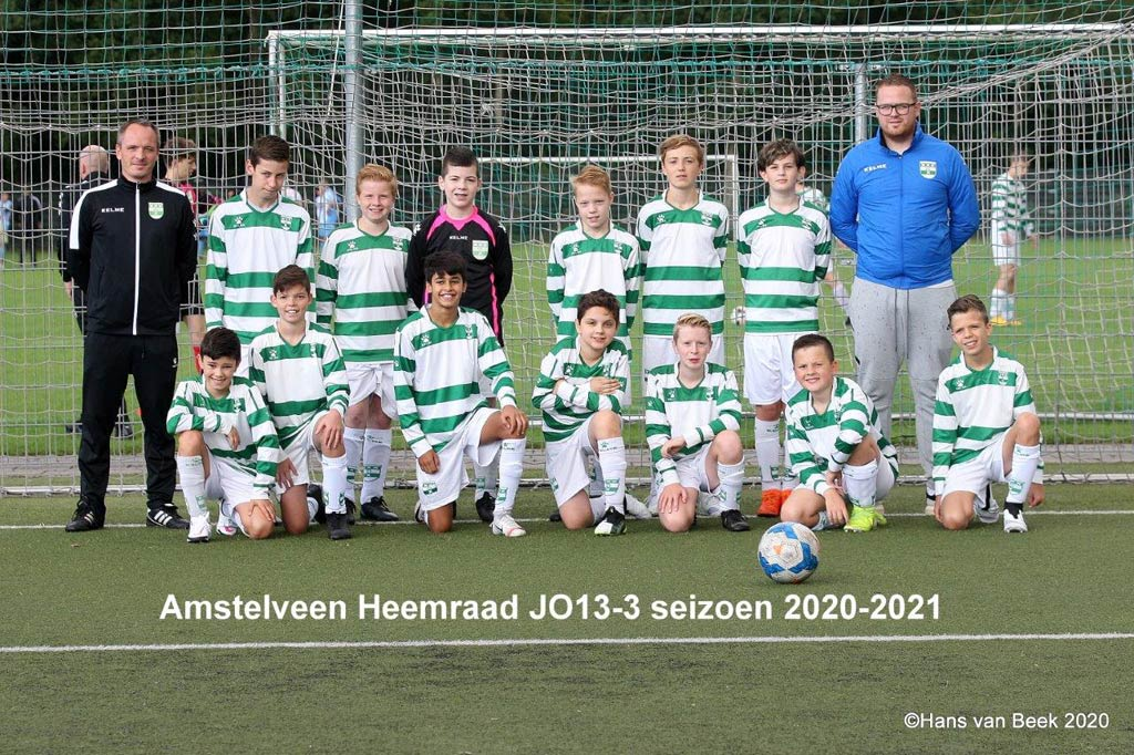 Amstelveen Heemraad JO13-3