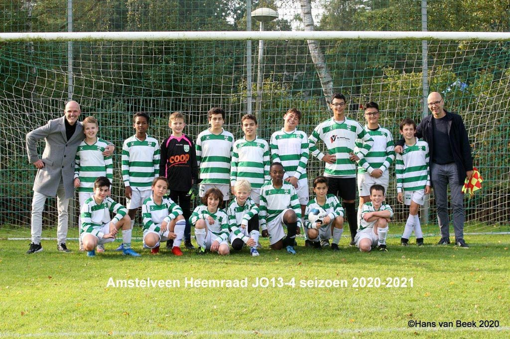 Amstelveen Heemraad JO13-4