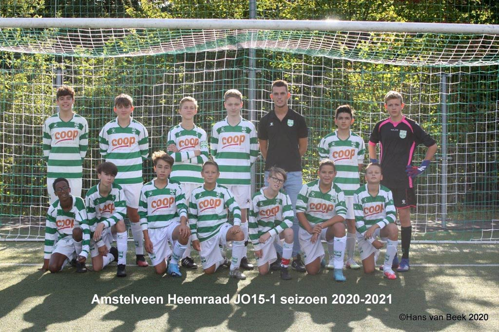 Amstelveen Heemraad JO15-1