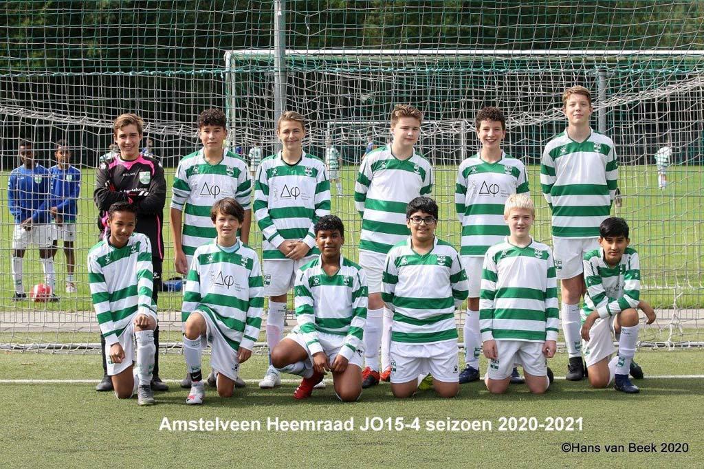 Amstelveen Heemraad JO15-4