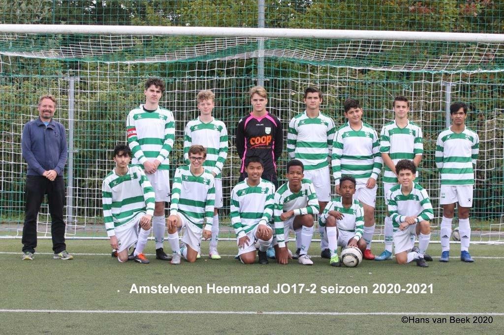 Amstelveen Heemraad JO17-2