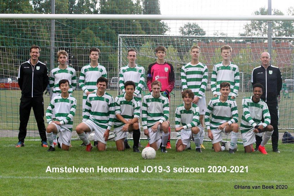 Amstelveen Heemraad JO19-3