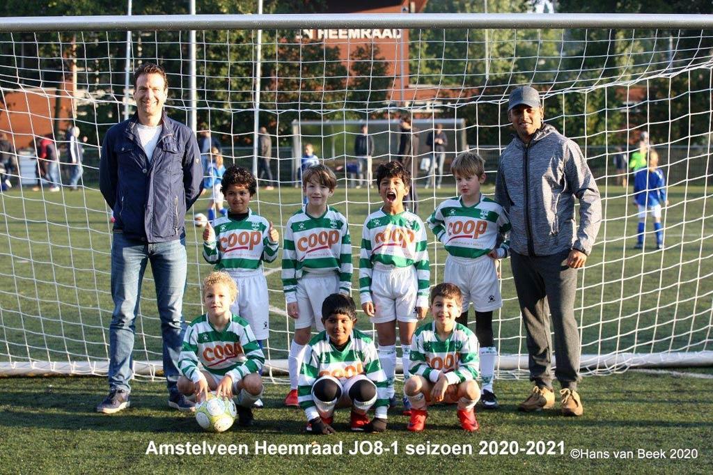 Amstelveen Heemraad JO8-1