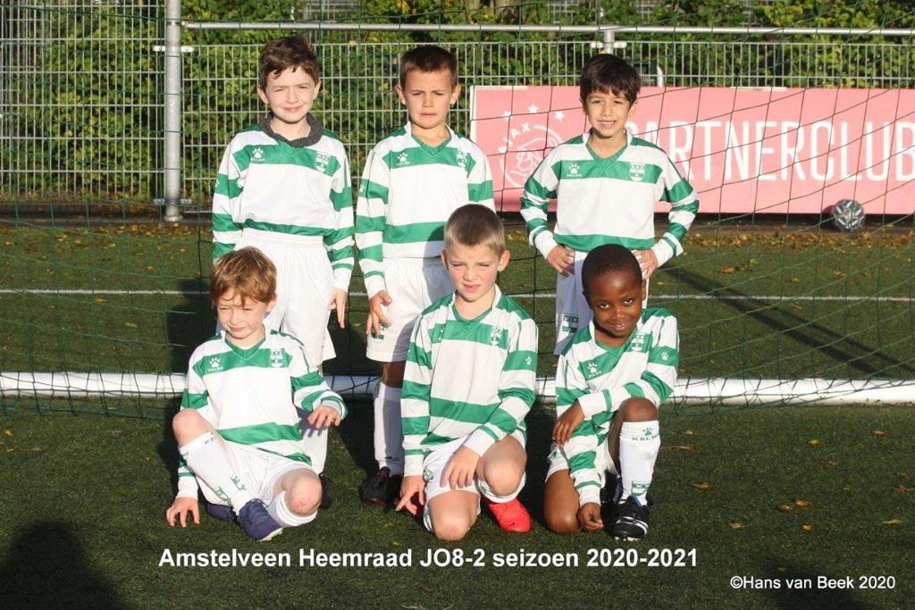 Amstelveen Heemraad JO8-2