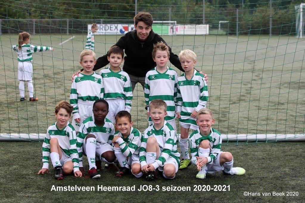 Amstelveen Heemraad JO8-3