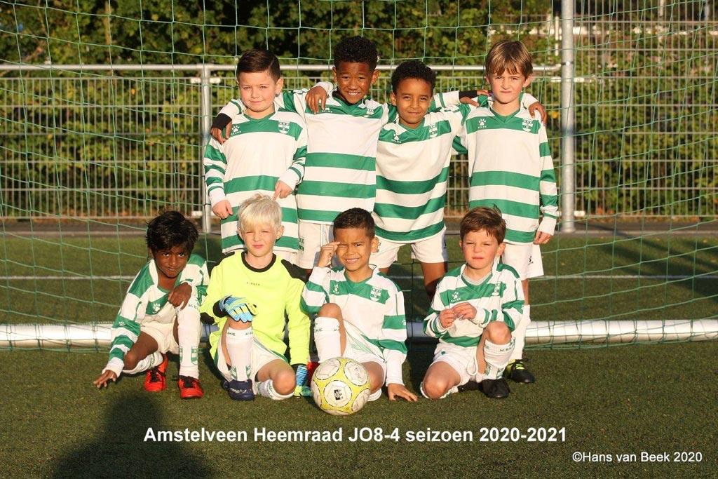 Amstelveen Heemraad JO8-4