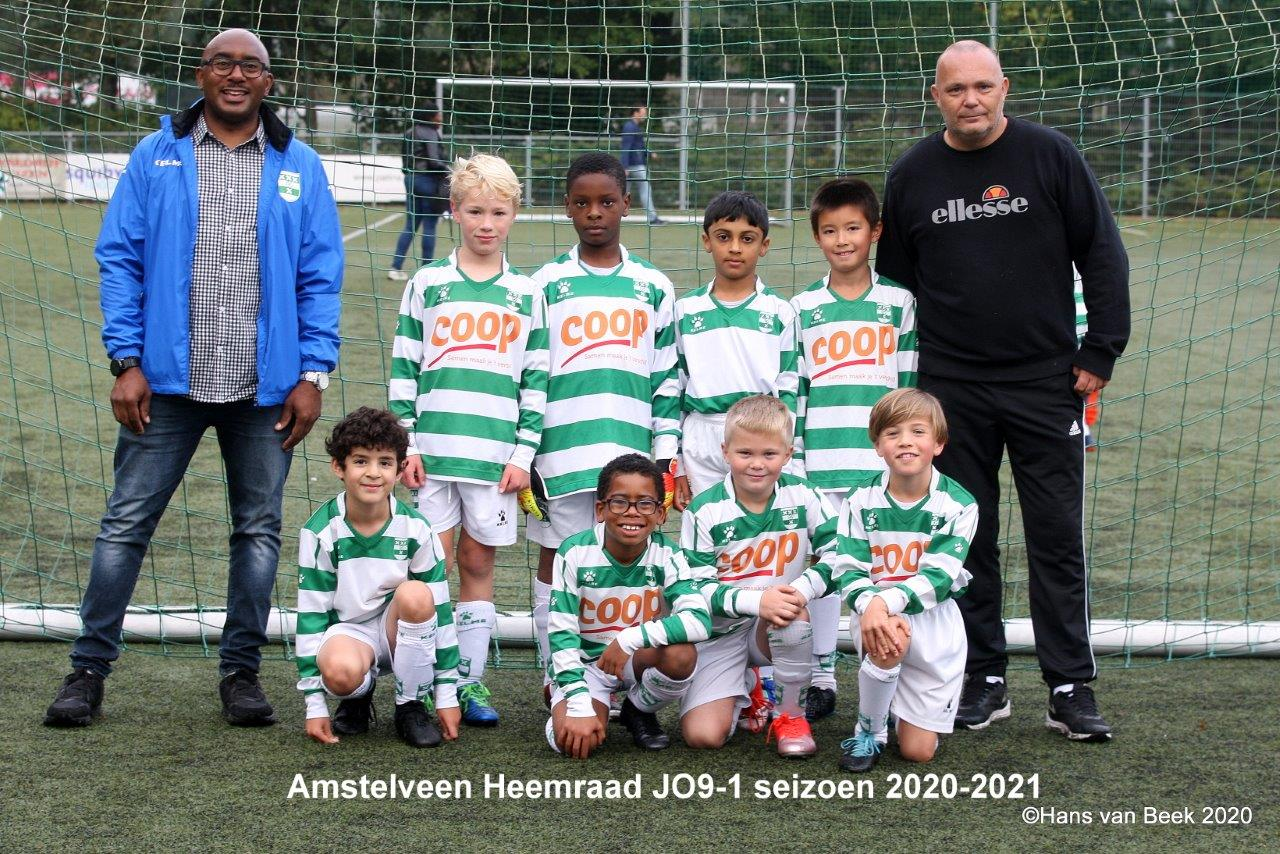 Amstelveen Heemraad JO9-1