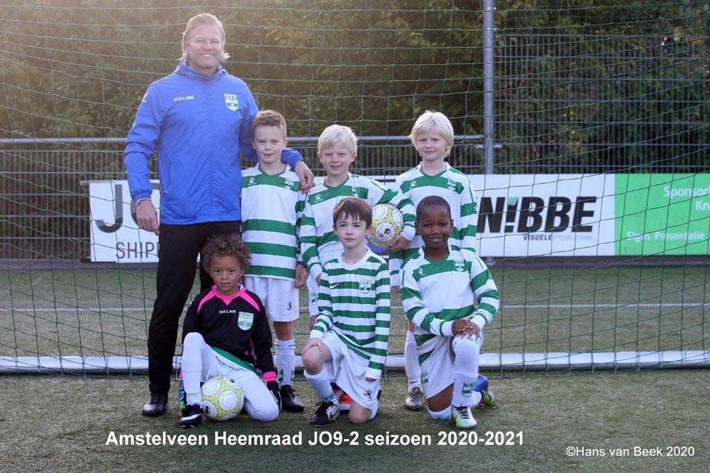 Amstelveen Heemraad JO9-2