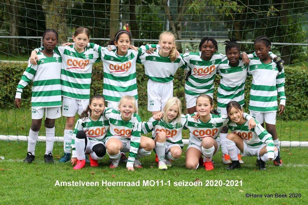Amstelveen Heemraad MO11-1