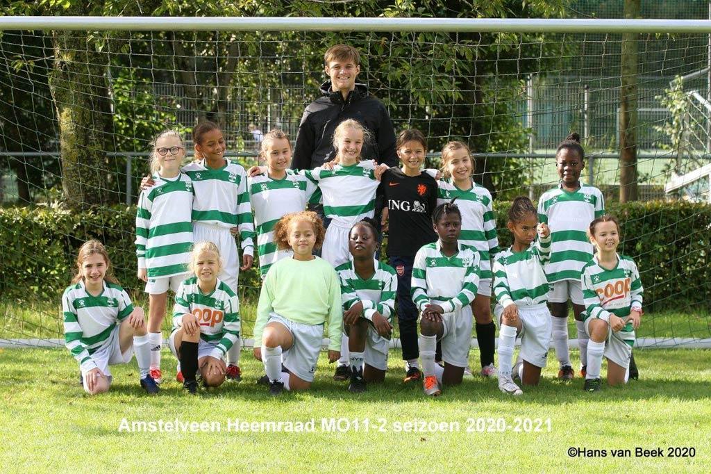 Amstelveen Heemraad MO11-2