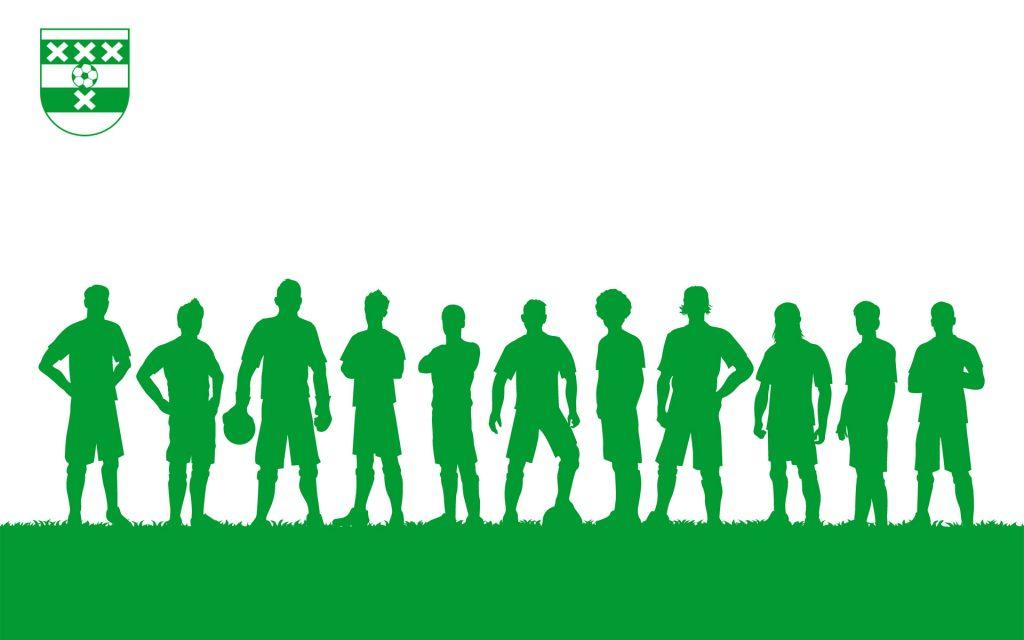 Voetbal Team Mannen