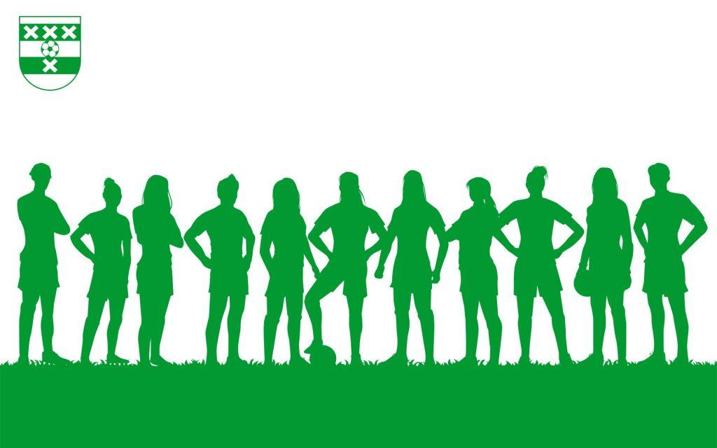 Voetbal Team Vrouwen