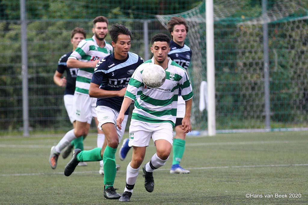 Oefenwedstrijd Amstelveen 1