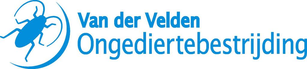 Logo Van der Velden ongediertebestrijding