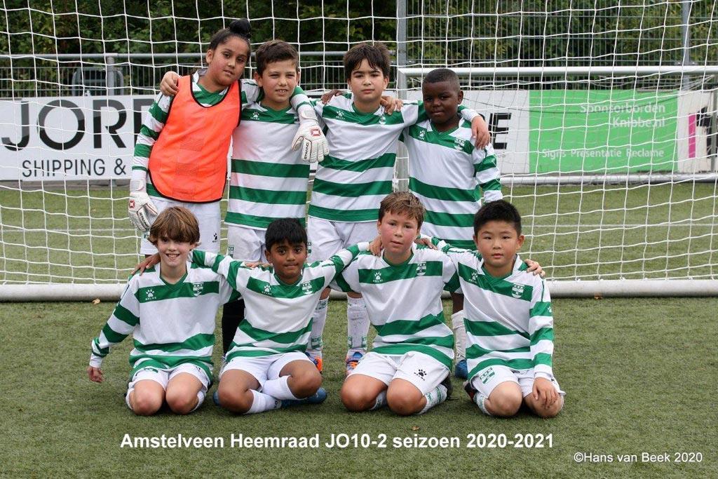 Amstelveen Heemraad JO10-2