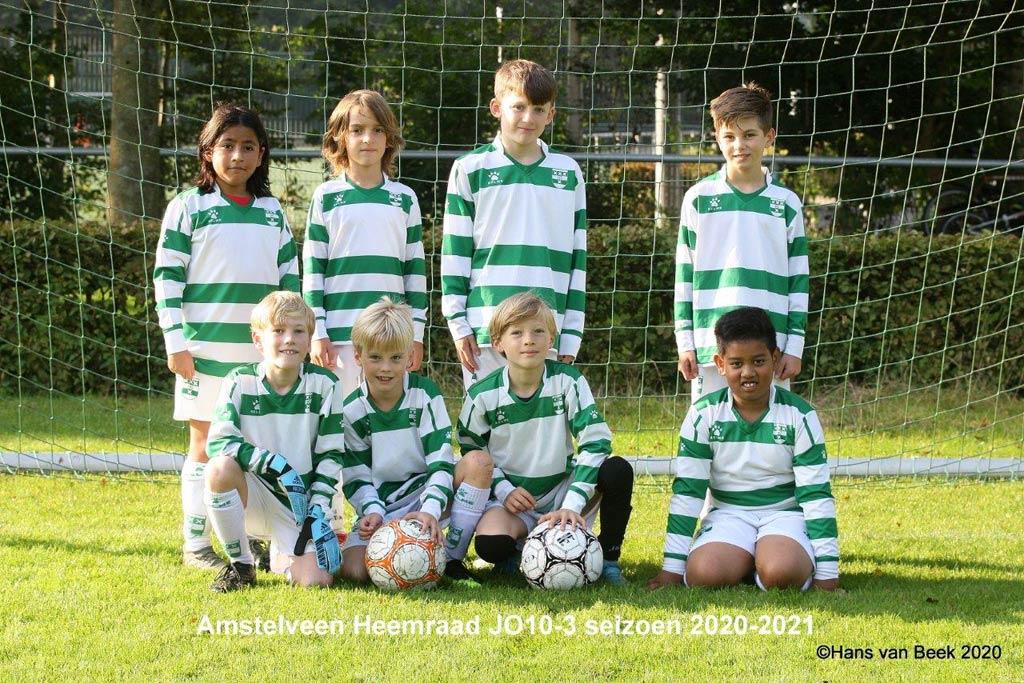 Amstelveen Heemraad JO10-3