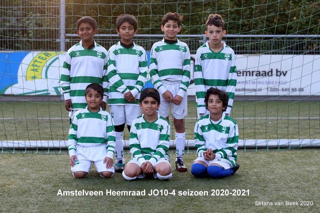 Amstelveen Heemraad JO10-4