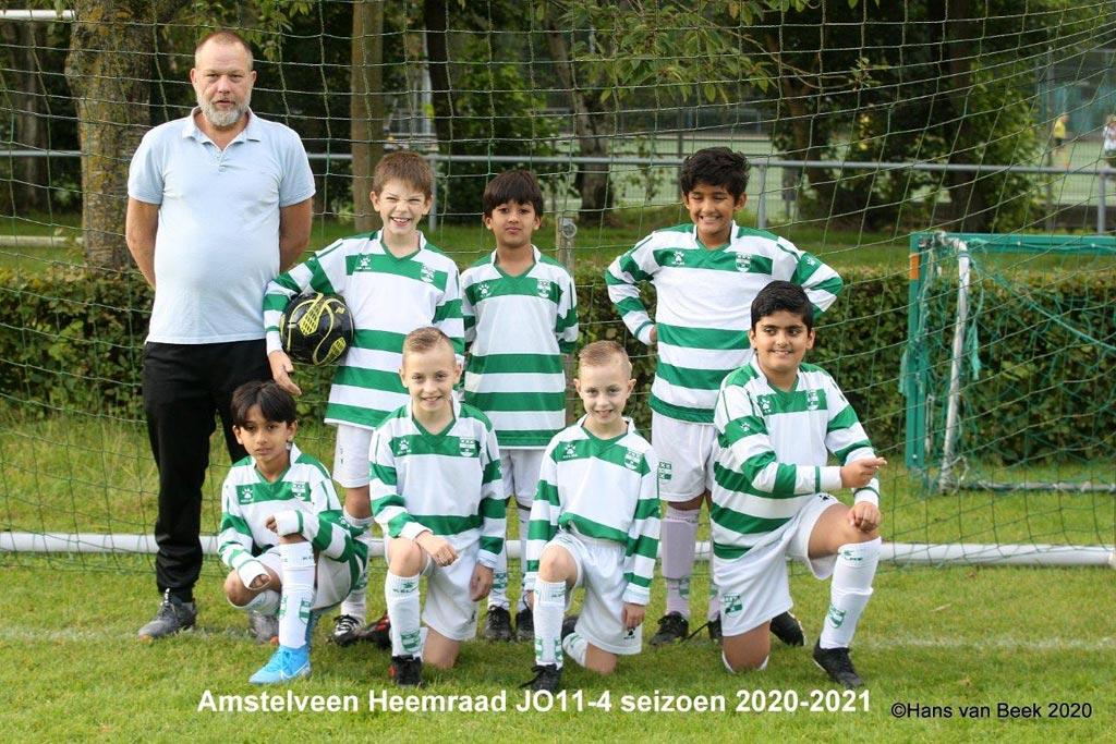 Amstelveen Heemraad JO11-4
