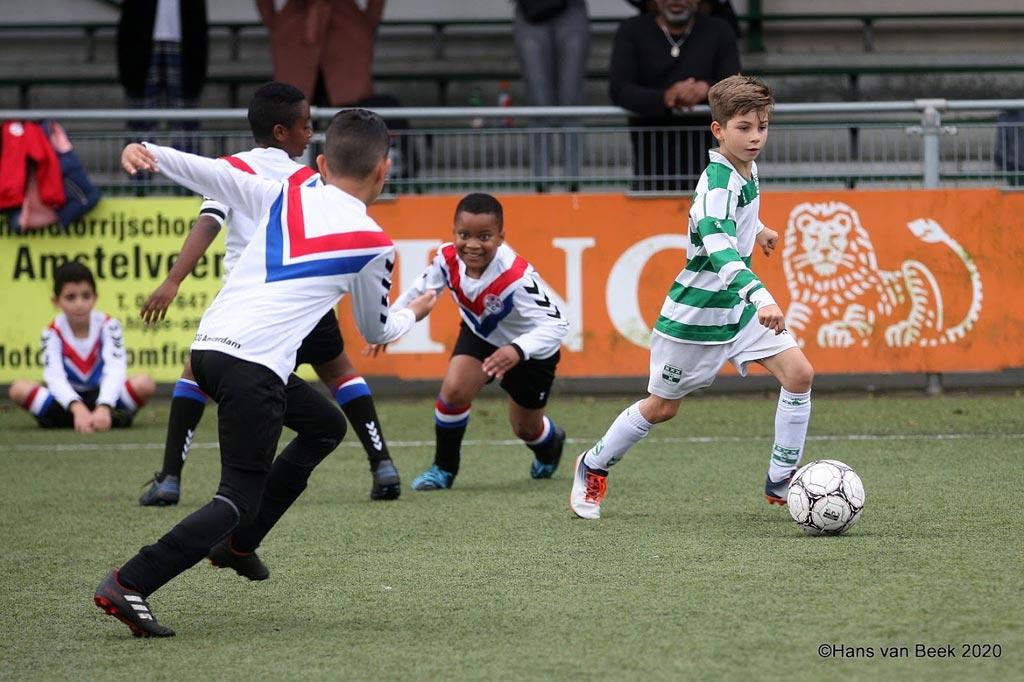 Amstelveen Heemraad JO10-3-DCG JO10-5