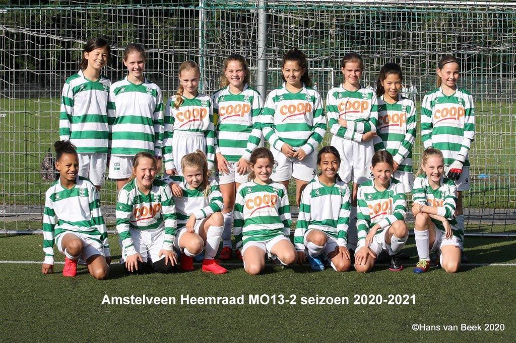 Amstelveen Heemraad MO13-2
