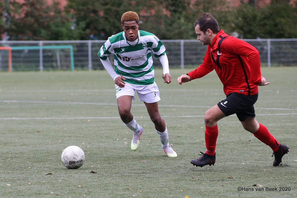 Amstelveen Heemraad 2-AFC 3