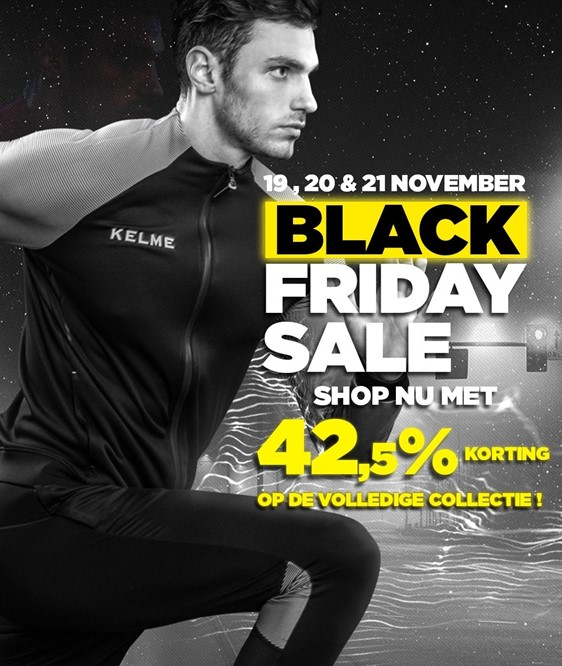 Black Friday Sale Kelme