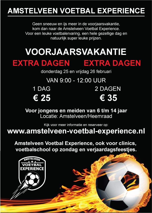 Amstelveen Voetbal Experience